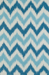 Dalyn Aloft AL13 Aqua Closeout Area Rug - Spring 2017