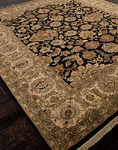 Jaipur Atlantis AL13 Taj Anthracite & Turtledove Closeout Area Rug
