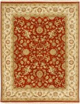 Jaipur Atlantis AL16 Padma Red Oxide/Soft Gold Closeout Area Rug