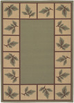 Surya Alfresco ALF-9506 Olive Closeout Area Rug - Fall 2012