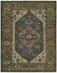 Designer Series 17004 Michener Blue Rug