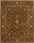 Jaipur Ananda AN05 Prana Cocoa Brown/Cocoa Brown Closeout Area Rug