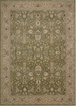 Kathy Ireland Antiquities ANT04 SAGE Royal Countryside Sage Area Rug