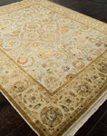 Jaipur Aurora AR05 Kaimi Medium Ivory/Light Gold Closeout Area Rug