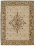 Nourison Ashton House AS01 BGE Beige Closeout Area Rug