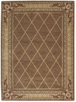 Nourison Ashton House AS03 COC Cocoa Area Rug