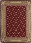 Nourison Ashton House AS03 SIE Sienna Area Rug