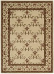 Nourison Ashton House AS07 BGE Beige Closeout Area Rug - Spring 2016