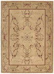 Nourison Ashton House AS10 LGD Light Gold Closeout Area Rug