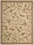 Nourison Ashton House AS11 BGE Beige Closeout Area Rug - Spring 2016
