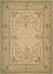 Nourison Ashton House AS36 IV Ivory Closeout Area Rug