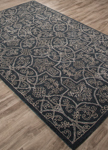 Jaipur Ashland ASH07 Kay Midnight Navy & Turtle Dove Area Rug