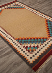 Jaipur Anatolia AT11 Woodland Warm Sand & Crème Brulee Closeout Area Rug