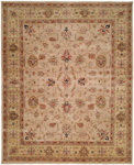 Kalaty Bashir BA-585 Ivory/Light Gold Closeout Area Rug