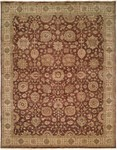 Kalaty Bashir BA-587 Brown/Ivory Closeout Area Rug