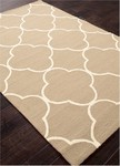 Jaipur Barcelona Indoor-Outdoor BA62 Sparten Dark Beige/White Area Rug