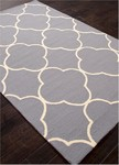 Jaipur Barcelona Indoor-Outdoor BA63 Sparten Frost Gray & Chino Green Closeout Area Rug