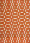Momeni Baja BAJ-02 Orange Area Rug