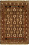 Allara Beawar EW-1003 Medium Brown Area Rug