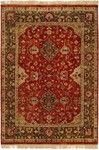 Allara Beawar EW-1005 Rust/Brown Area Rug