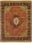 Allara Beawar EW-1006 Terracotta/Brown Area Rug