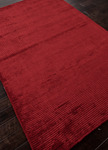Jaipur Basis BI06 Basis Medium Red/Medium Red Closeout Area Rug - Fall 2013