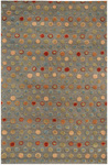 Jaipur Blue BL18 Roundabout Charcoal/Charcoal Closeout Area Rug
