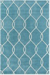 Momeni Bliss BS-12 Teal Area Rug