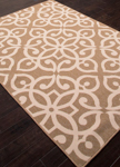 Jaipur Bloom BLO14 Scrolled Lark & Birch Area Rug
