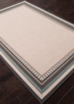 Jaipur Bloom BLO26 Matted Birch & Monument Area Rug