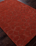 Jaipur Baroque BQ09 Artemesia Navajo Red/Navajo Red Closeout Area Rug - Spring 2014