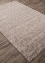 Jaipur Baroque BQ34 Nash Rainy Day & Flint Gray Closeout Area Rug