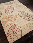 Jaipur Brio BR21 Autumn Leaves Amber Gold/Amber Gold Closeout Area Rug - Fall 2013