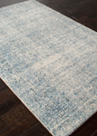 Jaipur Britta BRT03 Oland Light Gray & Real Teal Area Rug