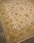 Jaipur Biscayne BS05 Riverton Dark Ivory/Soft Gold Closeout Area Rug