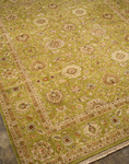 Jaipur Biscayne BS11 Tessa Paradise Green/Paradise Green Closeout Area Rug