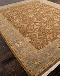 Jaipur Biscayne BS14 Harlow Brown Sugar & Silver Gray Closeout Area Rug