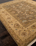 Jaipur Biscayne BS15 Lyon Gray Brown & Sand Closeout Area Rug