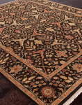 Jaipur Biscayne BS16 Harlow Deep Charcoal/Deep Charcoal Closeout Area Rug - Fall 2013