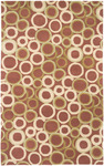 Surya Cabana Joe CAB-913 Dark Coral Closeout Area Rug - Fall 2009