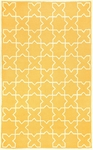 Trans-Ocean Liora Manne Capri 1606/09 Moroccan Tile Yellow Closeout Area Rug