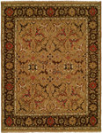 Allara Serenity ER-1003 Gold/Brown Area Rug