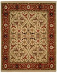 Designer Series DS040020 Khurshed Red Area Rug