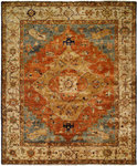 Designer Series DS040011 Abigail Medallion Rug