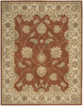 Nourison Charleston CH02 COP Copper Closeout Area Rug