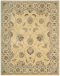 Nourison Charleston CH02 GLD Gold Closeout Area Rug