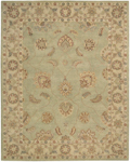 Nourison Charleston CH02 LTG Light Green Closeout Area Rug