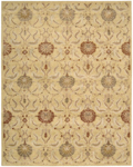 Nourison Charleston CH04 GLD Gold Closeout Area Rug