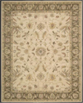 Nourison Charleston CH06 CRM Cream Closeout Area Rug