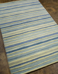 Jaipur Coastal Living Hand-Tufted CH11 Sawgrass Pastel Blue/Pastel Blue Closeout Area Rug - Spring 2014